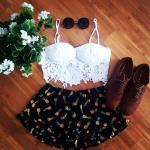ملابس صيفية جريئة