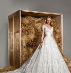 مجموعة فساتين الزفاف ٢٠١٥ لزهير مراد
