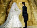 عرض أزياء برونوفياس لفساتين الزفاف بعنوان الحب الأول