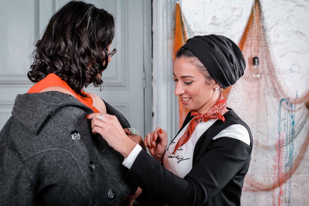 stylist Alia Amr