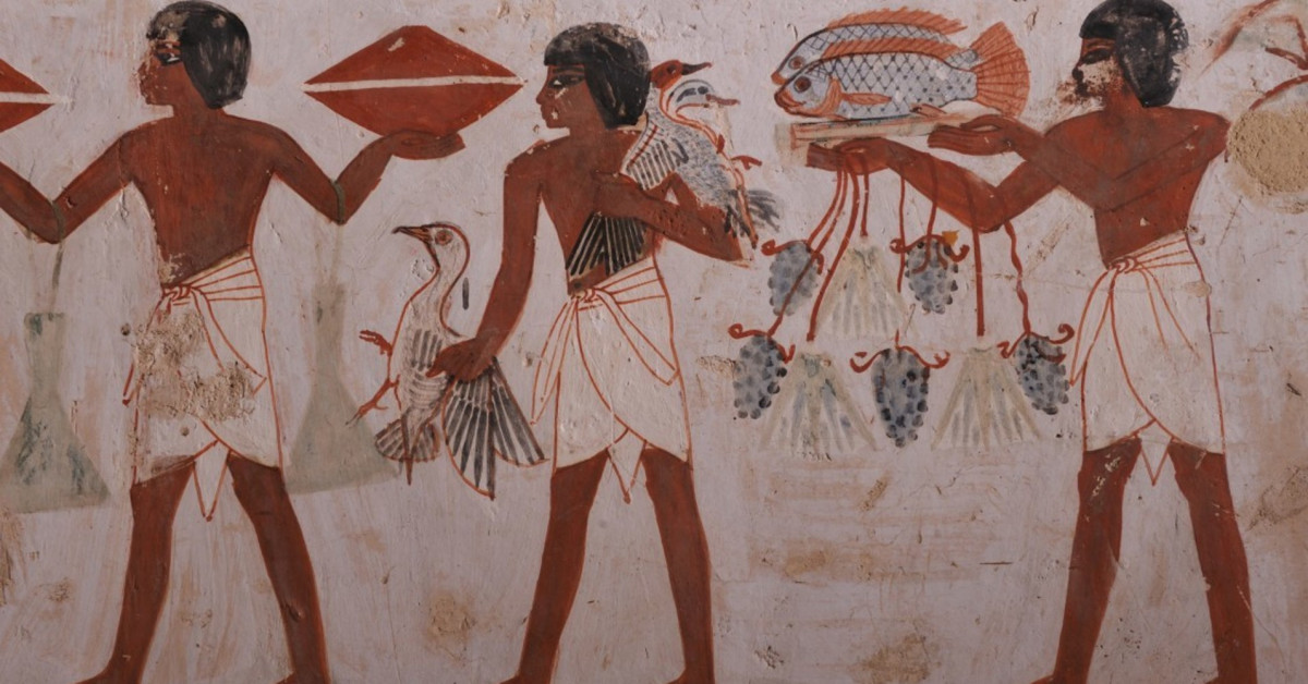 Everything about How the Pharaohs Invented Sham El-Nessim