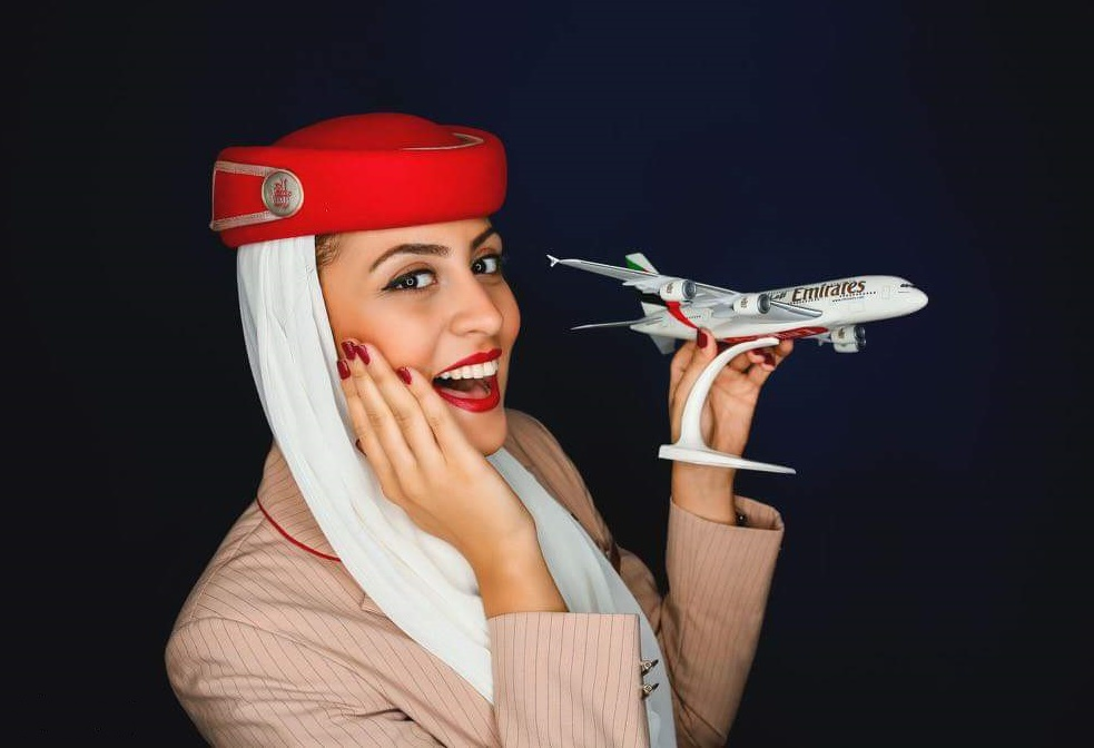 Arwa Tarek: There Are Misconceptions About Being A Flight Attendant