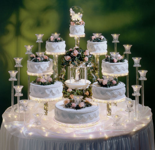 creative ideas for wedding cake stands freesia stunning ideas for wedding cake 13078